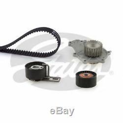 Gates Timing Cam Belt Water Pump Kit For Citroen Ford Peugeot KP15657XS