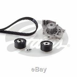 Gates Timing Cam Belt Water Pump Kit For Citroen Relay Peugeot Boxer KP25590XS