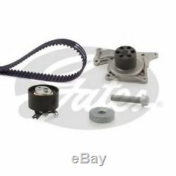 Gates Timing Cam Belt Water Pump Kit For Dacia Mercedes Renault KP15675XS