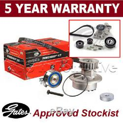 Gates Timing Cam Belt Water Pump Kit For Ford Escort Fiesta Orion KP35360XS