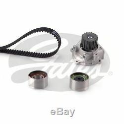 Gates Timing Cam Belt Water Pump Kit For Mazda 3 5 6 Mazda3 Tensioner KP15630XS