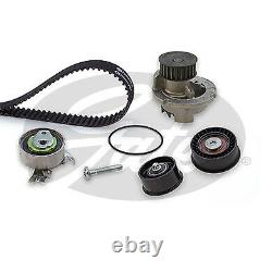 Gates Timing Cam Belt Water Pump Kit For Opel Astra H 1.8 Petrol (2004-)