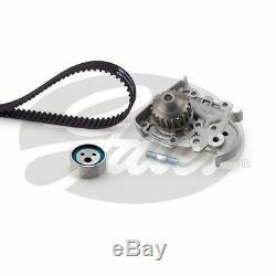 Gates Timing Cam Belt Water Pump Kit For Renault Megane Scenic 1.6 KP25192XS