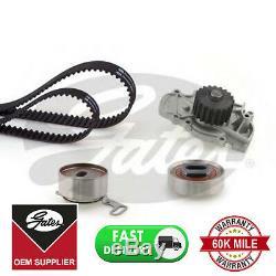 Gates Timing Cam Belt Water Pump Kitkp15480xs For Honda Cambelt Tensioner