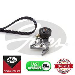 Gates Timing Cam Belt Water Pump Kitkp25491xs For Audi Seat Skoda Volkswagen
