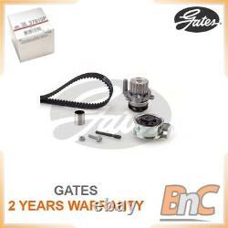 Gates Water Pump & Timing Belt Kit Audi Vw Skoda Seat Ford Oem Kp15569xs1