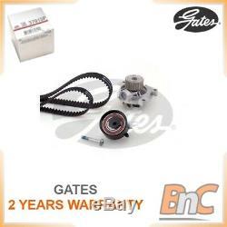 Gates Water Pump & Timing Belt Kit Vw Oem Kp65323xs 074121005n