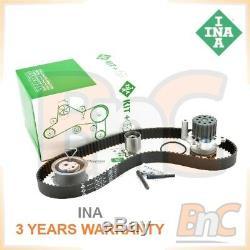 Genuine Ina Oem Heavy Duty Timing Belt Kit & Water Pump Set Audi A4 B6 A6 C5