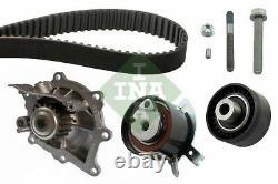 Ina 530 0489 30 Water Pump & Timing Belt Set