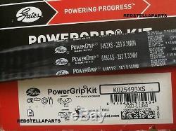 K025493xs Timing Belt Kit Audi A4 A6 A8 S4 Skoda Vw passat 2.4 2.7 2.8 4MOTION
