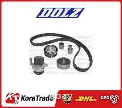 Kd013 Dolz Timing Belt & Water Pump Kit