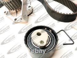 Mgtf / Mgf Cambelt / Timing Belt Kit Auto Tensioner Inc Water Gates Oe Quality
