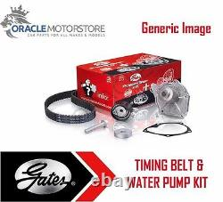 New Gates Timing Belt / Cam And Water Pump Kit Oe Quality Kp15357xs