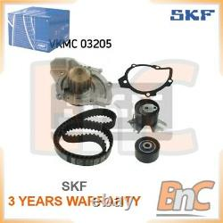 Skf Water Pump & Timing Belt Kit Citroen Ford Peugeot For Fiat Oem Vkmc03205