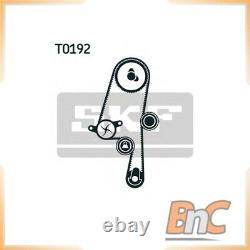 Skf Water Pump & Timing Belt Kit Volvo Oem Vkmc06220 31258306