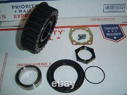 Sportster 27 Tooth Front Pulley Kit, 1991-2003 883 and 1200 Harley 27TS-1.5A