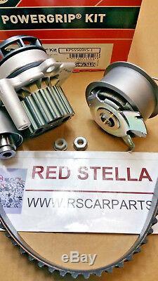 Timing Belt Kit Water Pump Audi A3 A3quatro A4 A6 1.9tdi 8v 2.0tdi 8v Wv Seat