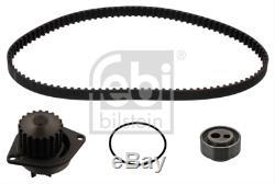 Timing Belt Kit Water Pump Set Cam FEBI 45107 Highest Quality