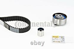 Timing Belt + Pulley KIT CONTITECH Fits AUDI VW PORSCHE A4 2.7-3L V6 V8 L6