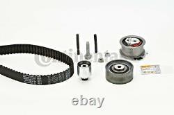 Timing Belt + Pulley KIT CONTITECH Fits AUDI VW SEAT MITSUBISHI 2L L4 L6 L5