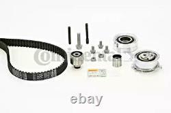 Timing Belt + Pulley KIT CONTITECH Fits VW AUDI SKODA 1.2-2L V10 V6 V8 L4