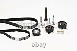 Timing Belt + Pulley KIT CONTITECH Fits VW Lt 28-35 II 28-46 Mk Box 2.5L V10 V6