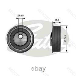 Timing Belt Pulley Set Kit MitsubishiLANCER VII 7, OUTLANDER I 1, V 5, VI 6