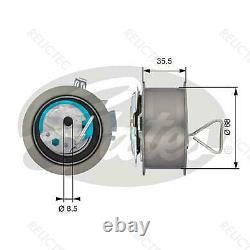 Timing Belt Pulley Set Kit VW Skoda Seat Audi FordGOLF IV 4, A4, BORA 038198119C