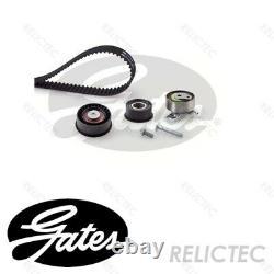 Timing Belt Pulley Set Kit Vauxhall Opel ChevroletASTRA Mk IV 4, G 93183572