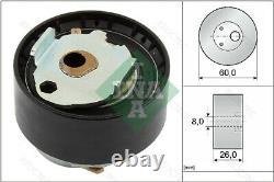 Timing Belt Pulley Set Kit for Citroen Peugeot Opel Vauxhall ToyotaDS3 3645972