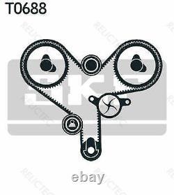 Timing Belt Pulley Set Kit for Lexus ToyotaRX, CAMRY, HIGHLANDER 13568-09080