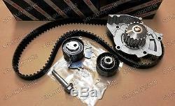 Timing Belt & Water Pump Kit For Volvo S40 V50 V70 2.0D Fiat Scudo Ulysse 2.0HDi