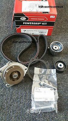 Timing Belt Water Pump Kit Vauxhall Opel Saab Fiat Alfa Romeo 1.9 2.0 Diesel16v