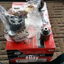 Timing Betl Kit Water Pump Audi A3 A4 A6 Seat Skoda Volkswagen 1.9 2.0 Tdi
