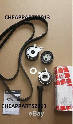 VW LT Mk II CARAVELLE, TRANSPORTER 2.5 TDI FEBI Timing Belt Kit 30779 K015323XS