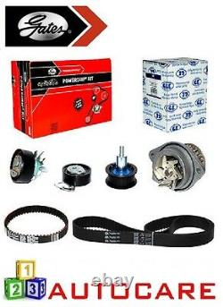 VW Polo Golf Caddy 1.4 16 V Timing/Cam Belt Kit & Water Pump By Gates