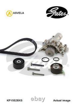 Water Pump Timing Belt Set For Citroen Peugeot Lancia Fiat 6fz Rfn 3fz Gates