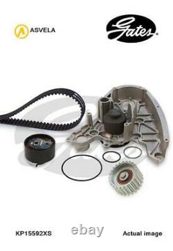 Water Pump Timing Belt Set For Fiat Iveco Ducato Bus 250 290 F1ae3481d Gates