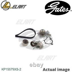 Water Pump Timing Belt Set For Kia Hyundai Inokom Sportage Je Km D4ea Gates