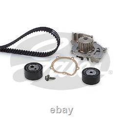 Water Pump Timing Belt Set For Peugeot Citroen Boxer Bus 244 Z 4hy Gates