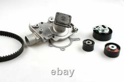 Water Pump & Timing Belt Set P224 For FORD Escort Mk5 Convertible ALL 1.8 XR3i 4