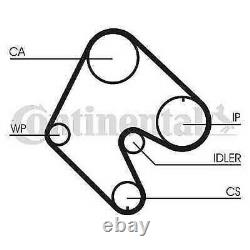 Zahnriemen Set Für Kia, Hyundai Sportage, Je, Km, D4EA, D4EA-V, D4EA-F CONTITECH