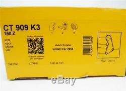 Zahnriemensatz Conti CT909K3 mit Spanndämpfer VW AUDI 1,8 20V 1,8T S3 BAM APY