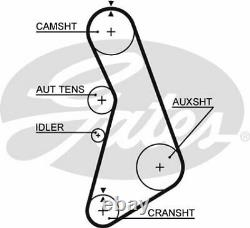 Zahnriemensatz Für Vw Audi Passat Stufenheck 3b2 Afy Adr Apt Arg Anb Apu Gates