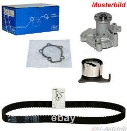 Zahnriemensatz+Wasserpumpe MITSUBISHI COLT V 1300 LANCER VI 1.3 12V Mot. 4G13