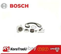Belts Bosch Brand New Belt Kit + Pompe À Eau 1987946449