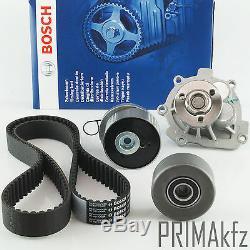 Bosch 1987949590 Zahnriemen + Rollensatz + Wasserpumpe Opel Alfa 1.6 1.8 + 16v