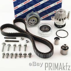 Bosch 1 987 946 582 Zahnriemensatz + Wapu Audi A4 Seat Skoda Fabia 1.6 2.0 Tdi