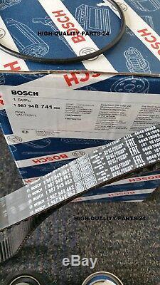 Bosch Calage Ceinture Kit Vauxhall Cavalier Astra Vectra Kadett 1.7d Td
