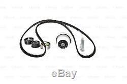 Bosch Calage Kit De + Pompe À Eau Convient Vauxhall Astra 1.4-1.6l 1998-2005